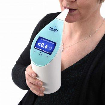 便携式呼吸检测装置