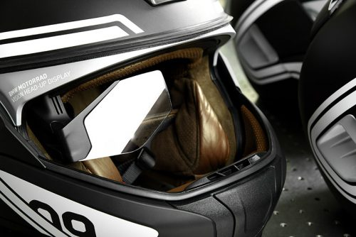 摩托车HUD头盔