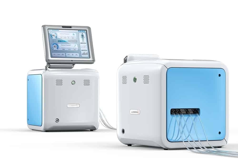 Lucenxia® Intellis 夜间自动腹膜透析(APD)智能循环仪插图