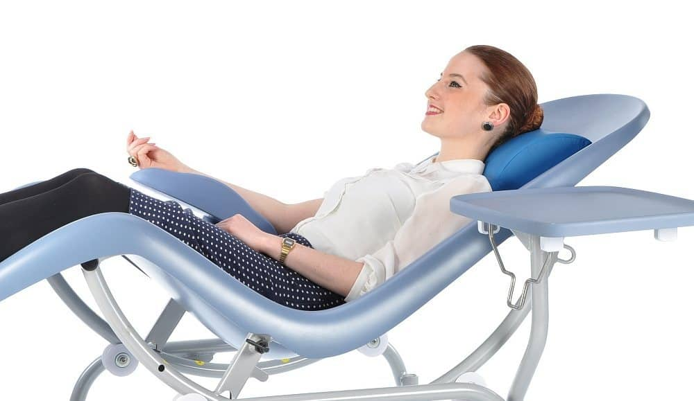 医疗献血椅设计