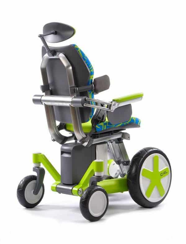 儿童轮椅设计